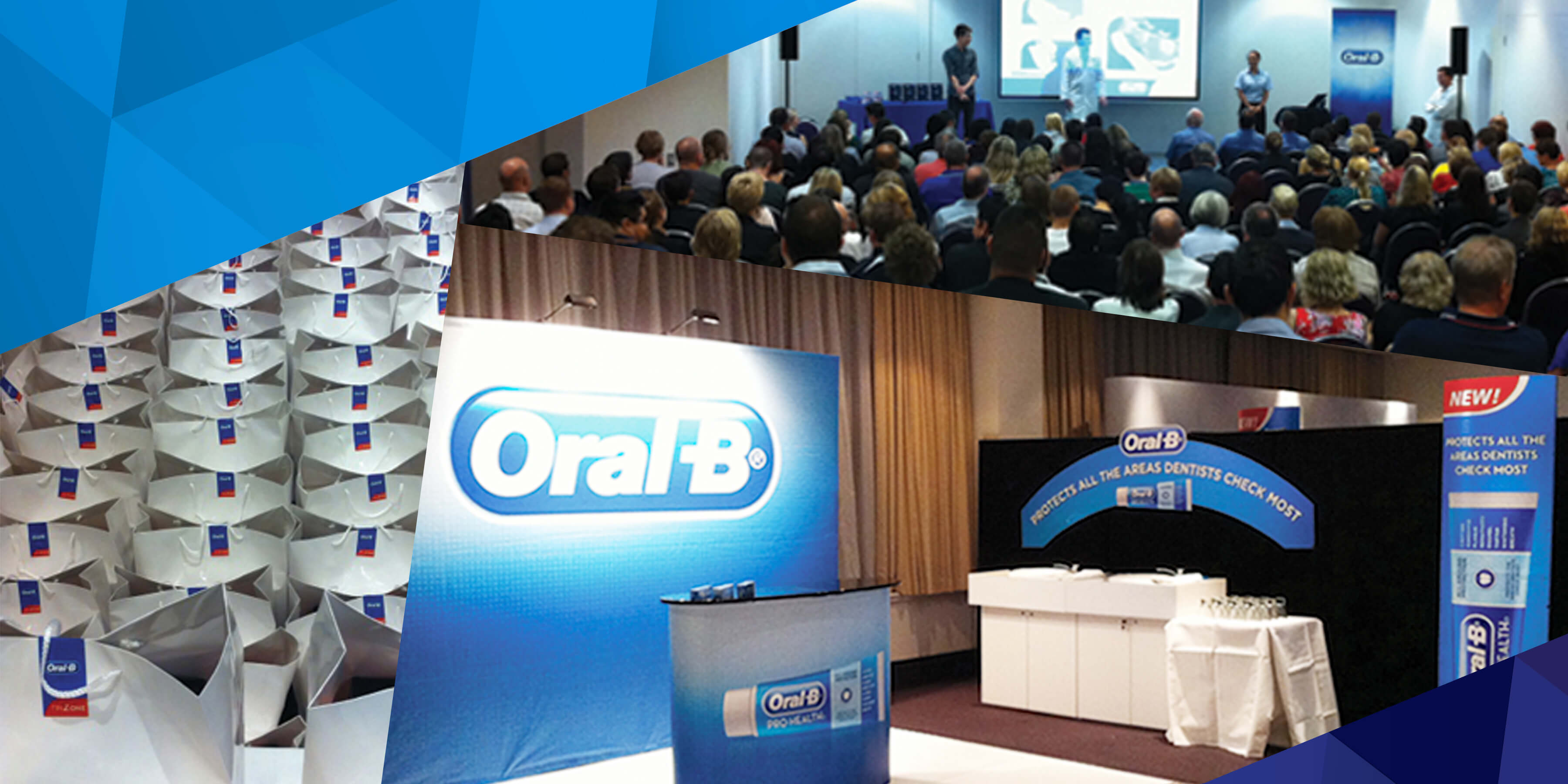 Oral-B Launch   Night & Day